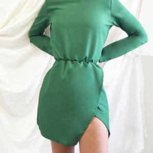 MIMOSA μίνι φόρεμα