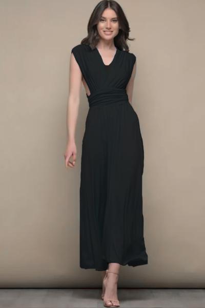 Φόρεμα Με Πολλαπλά Δεσίματα